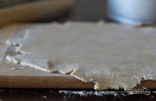 Тарт с яблоками и сыром - фото шаг 3