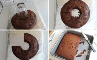 Торт для девочки на 5 лет - фото шаг 2