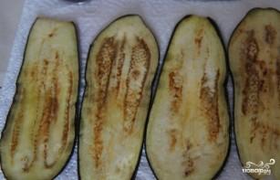 Cырные блины из сулугуни - фото шаг 3