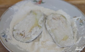 Тёщин язык из баклажанов - фото шаг 2