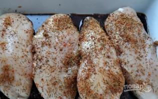 Куриные грудки в пряной глазури - фото шаг 1