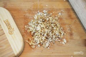 Голец с сыром и орехами - фото шаг 4