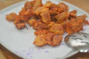 Мясо в кляре по-китайски - фото шаг 7