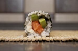 Суши с сыром - фото шаг 8