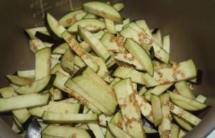 Телятина с овощами в мультиварке - фото шаг 1