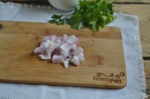 Овощи под сметанным соусом - фото шаг 4