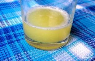 Лимонное желе - фото шаг 5