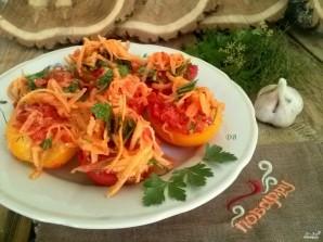 Помидоры с морковкой - фото шаг 9