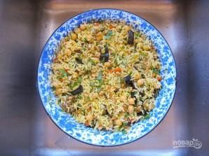 Рис с нутом - фото шаг 5
