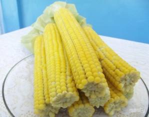 Кукуруза в початках - фото шаг 5