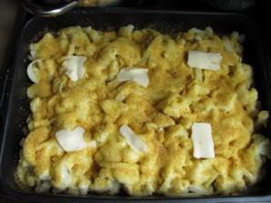 Цветная капуста в сырном соусе - фото шаг 6