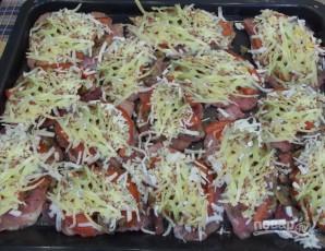 Французские отбивные из свинины в духовке - фото шаг 13