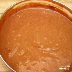 Торт на кефире - фото шаг 5