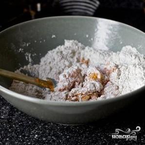 """Печенье из сладкого картофеля """"Пряное"""" - фото шаг 2"""