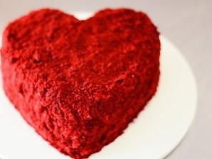 """Торт """"Love is"""" - фото шаг 4"""