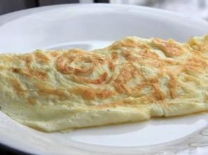 Французский омлет на завтрак - фото шаг 7