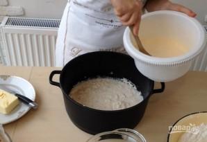 Пирожки в духовке с мясом и другой начинкой - фото шаг 8