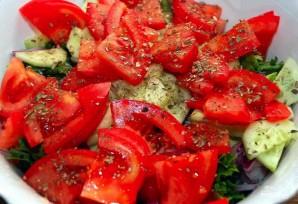 Вкусный салат из кальмара - фото шаг 3