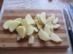 Сырный суп-пюре в мультиварке - фото шаг 6