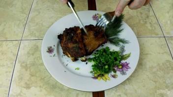 Свиные рёбрышки (нежные и очень сочные) - фото шаг 6