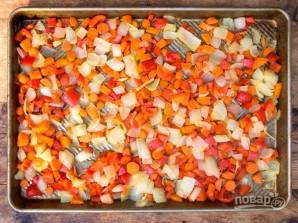 Лазанья с запеченными овощами - фото шаг 2