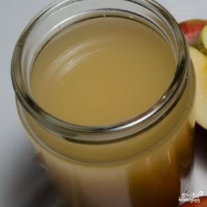 Домашний яблочный уксус - фото шаг 11