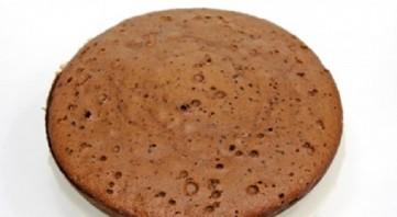 Шоколадный кекс в мультиварке - фото шаг 5