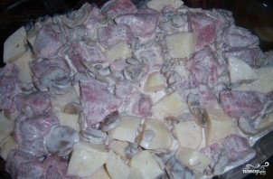 Ребрышки с картошкой - фото шаг 6