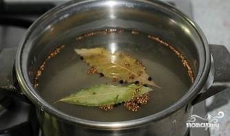 Засолка сельди в домашних условиях - фото шаг 2