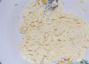Салат с креветками и помидором - фото шаг 6