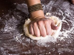 Рецепт теста для спагетти - фото шаг 5