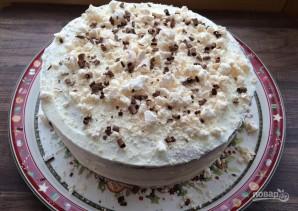 """Бисквитный торт """"Панчо"""" - фото шаг 5"""