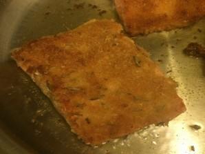 Семга под сливочным соусом - фото шаг 3