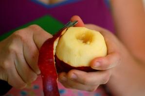 Пюре из тыквы и яблок - фото шаг 2