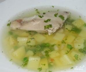 Картофельный суп на мясном бульоне - фото шаг 5