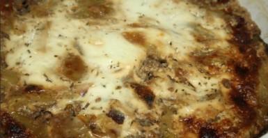 Баклажаны с фаршем на сковороде - фото шаг 4