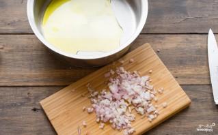Теплый салат со спаржей - фото шаг 5