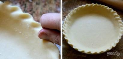 Пирог с персиками под сметаной - фото шаг 2