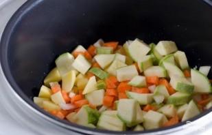 Постный суп в мультиварке - фото шаг 2