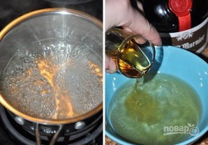 Ромовый кекс с изюмом - фото шаг 8