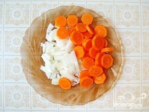 Рагу из молодых летних овощей с картофелем отварным - фото шаг 2