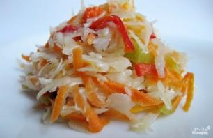 Вкусная маринованная капуста хрустящая - фото шаг 4
