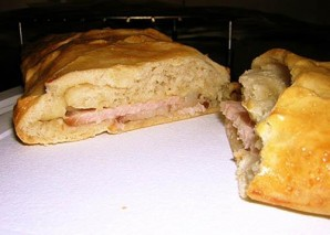 Сэндвич со свининой - фото шаг 18