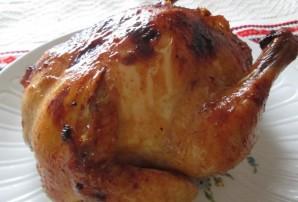 Курица, запеченная с рисом - фото шаг 7