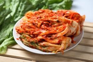 Маринованная китайская капуста - фото шаг 6