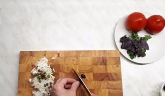 Тилапия запеченная (простой рецепт) - фото шаг 2