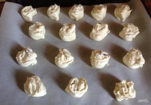 Слоенки с творожной начинкой и изюмом - фото шаг 6