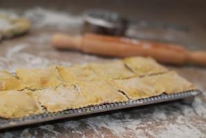 Равиоли со шпинатом и сыром - фото шаг 5