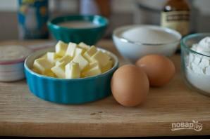 Кокосовый торт с ромом - фото шаг 1