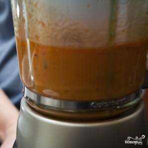 Суп-пюре из помидоров - фото шаг 7